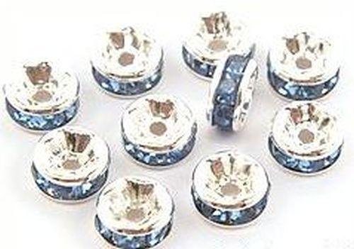 Bild: strassrondelle 6mm blau