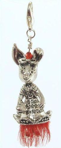 Bild:Bunnygirl-anhaenger-bin-für-dich-da-rot