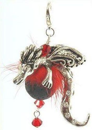 Bild:lady-godiva-anhaenger-rot