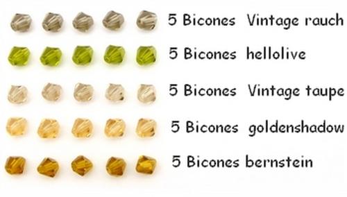 Bild: bicones-mix_Vintage_6mm_350