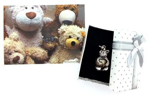 Bild: teddypostkarte_friends-forever