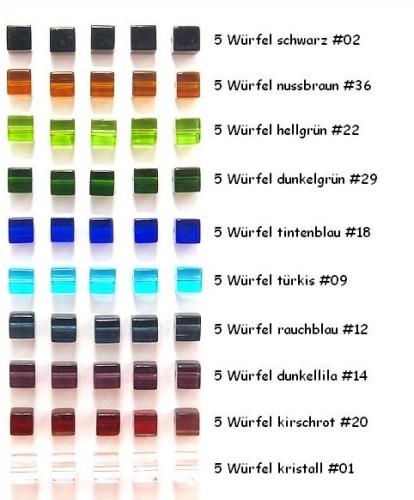 Bild:wuerfelmix-kunterbunt-farbbezeichnung